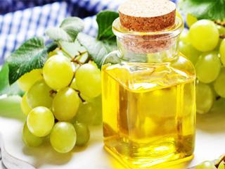 Жирная кожа масло виноградных косточек