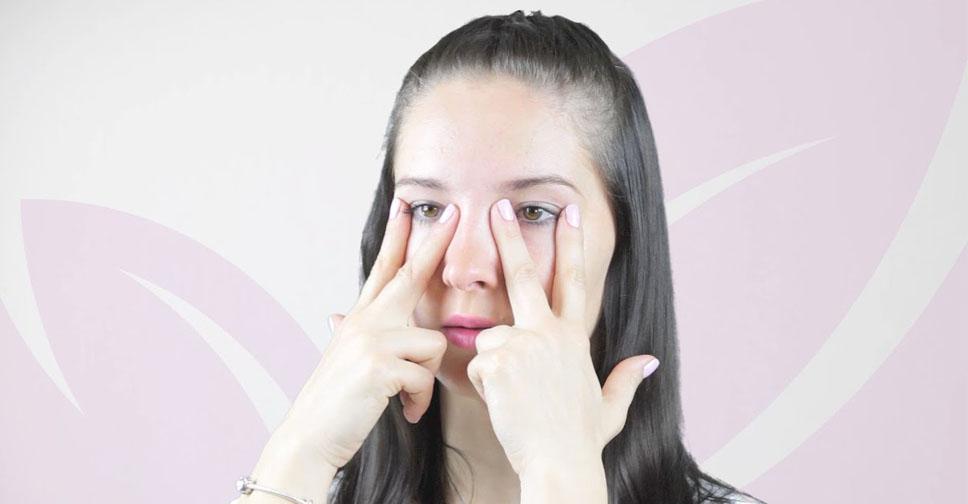 Упражнения для глаз от морщин под глазами