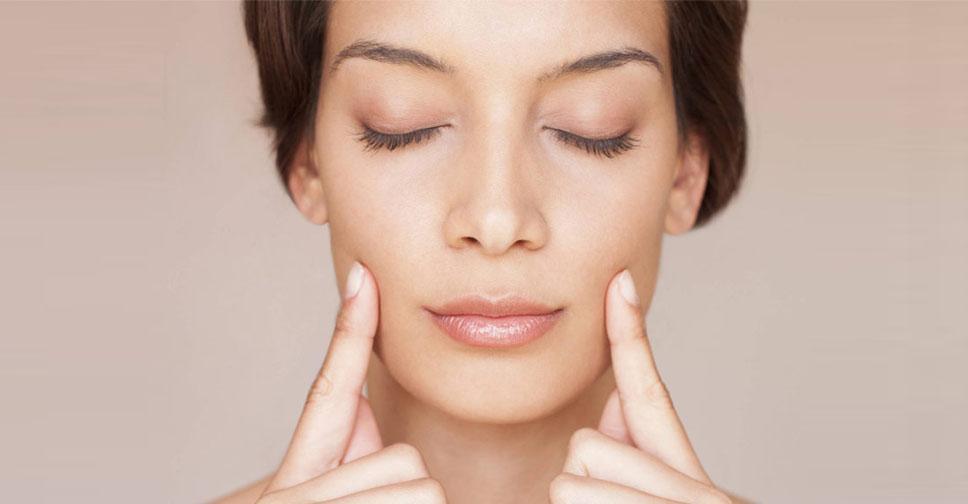 Упражнения от носогубных морщин на лице