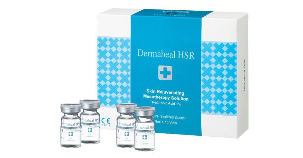 Препарат Дермахил HSR — эффективность и особенности применения