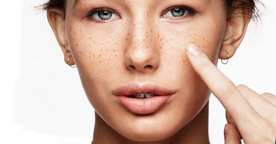 Отбеливающий пилинг лица и кожи