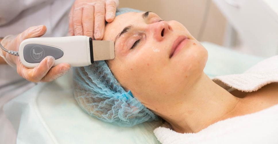 Как пользоваться ультразвуковой чисткой лица в домашних