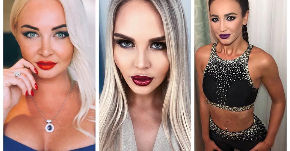 10 самых неудачных образов отечественных звезд или как не нужно делать макияж