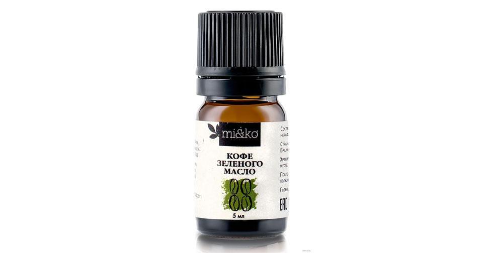 Как использовать масло зеленого кофе для лица в домашней косметологии, эффективные рецепты и меры предосторожности