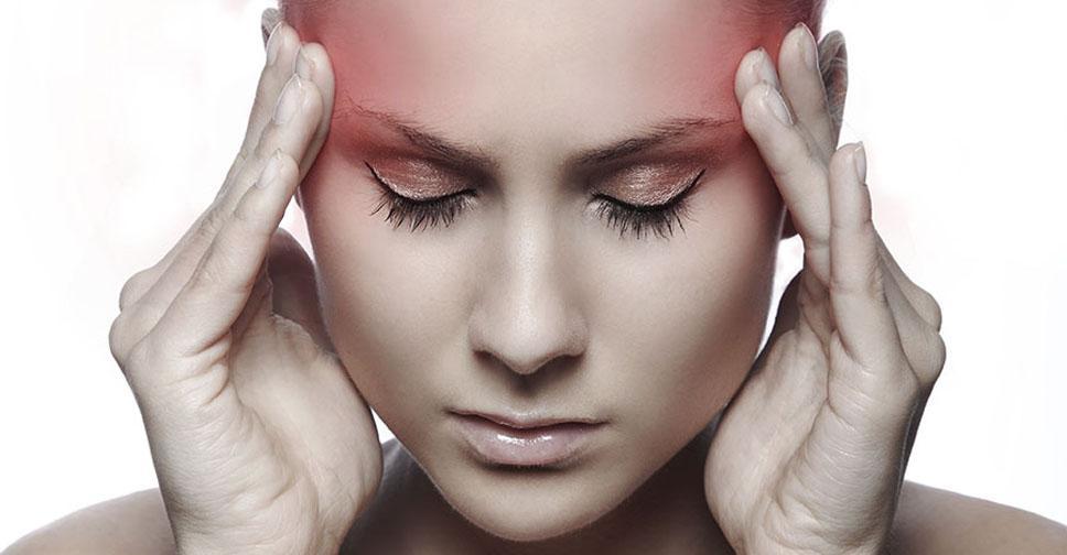 Акупунктурные точки при головной боли
