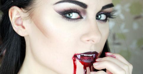 Как и какой макияж сделать на Хэллоуин