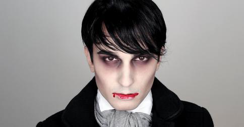ТОП-10 идей грима (макияжа) для парней на Хэллоуин