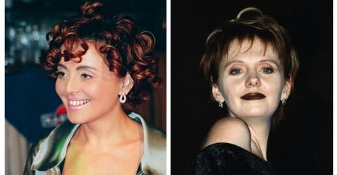 «Убойный макияж»: как красились звезды в 90-х