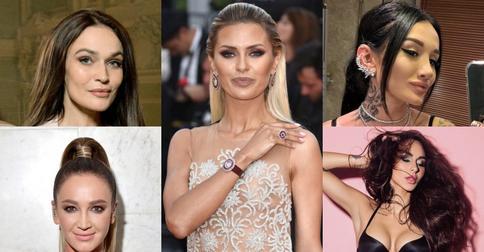 Девушки которых изменил «Дом-2»: самые яркие бьюти-трансформации