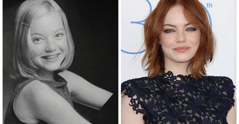 Преображение звезды — как изменилась внешность Эммы Стоун за 10 лет