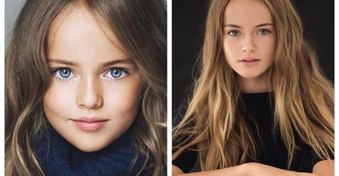 Как сейчас выглядят самые красивые девочки-модели