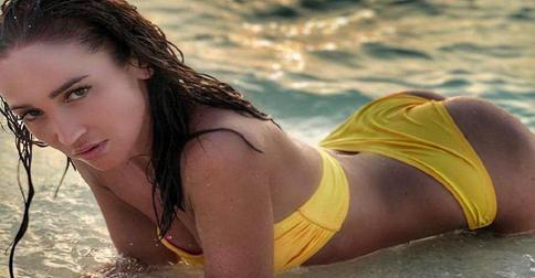 Откровенные фото в секси-бикини Бузовой взбудоражили ее поклонников