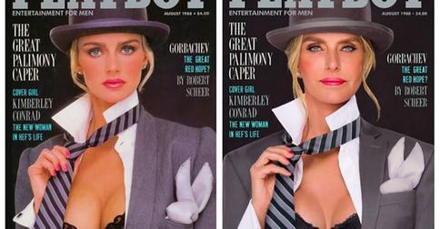 Бывшие модели Playboy спустя 40 лет снова на обложках журнала